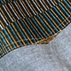 denim et wax kente
