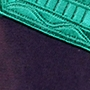 sweat bleu turquoise