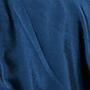 robe chemise bleue