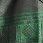 hiv 2020 echarpe gris vert